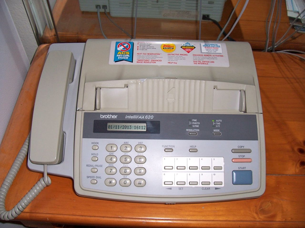 fax machine for home